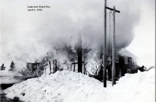 Lakeview Hotel Fire